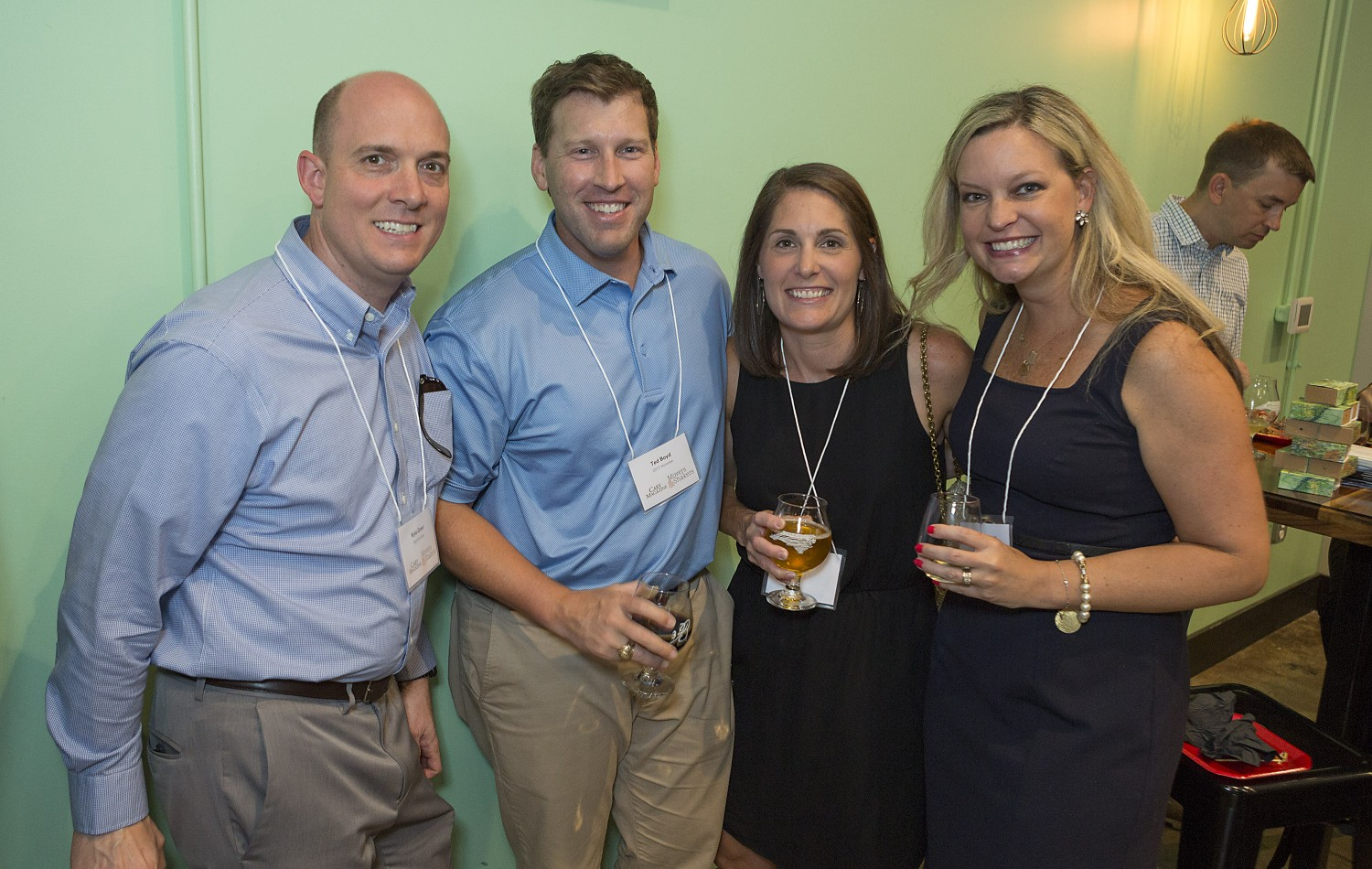 Movers & Shakers Party 2017